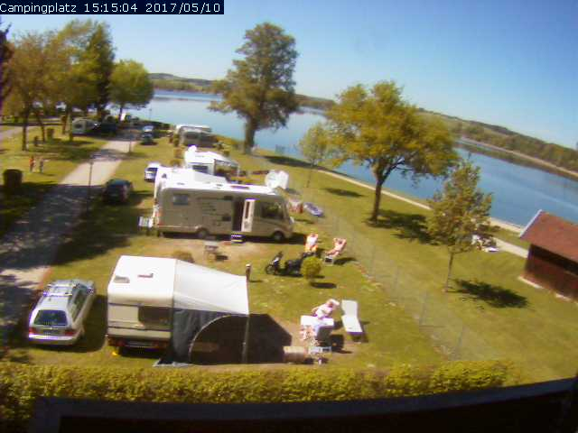 Webcam Campingplatz